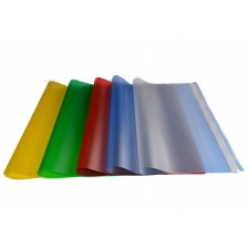 Obal univerzálny, PVC, farebný, 53x31cm.