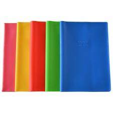 Obal na žiacku knihu, PVC, 5 farieb