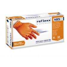 Reflexx N85 50ks. Nitilové rukavice