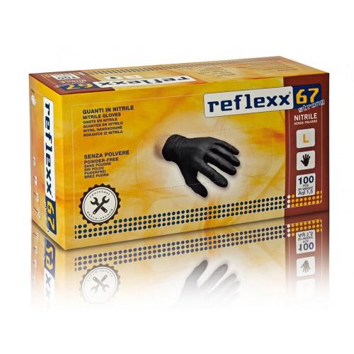 Reflexx 67 STRONG 100ks. ĆIERNE